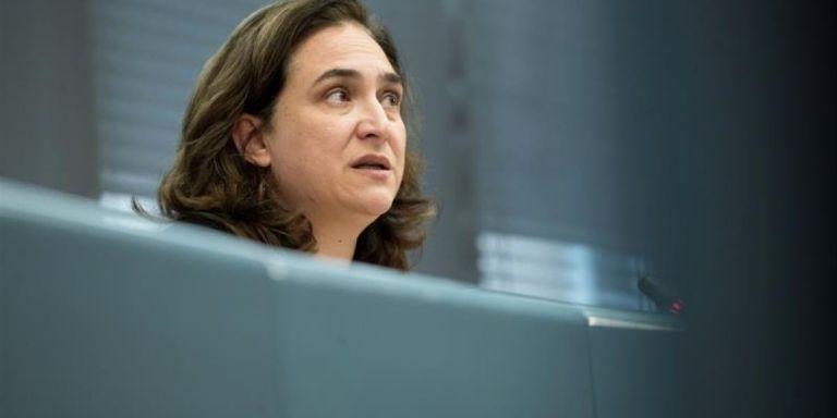 La alcaldesa de Barcelona, Ada Colau, en una imagen de archivo / EFE