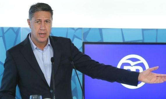 Xavier García Albiol en una imagen de archivo / EFE